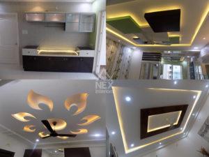 ceiling interior design in hyderabad