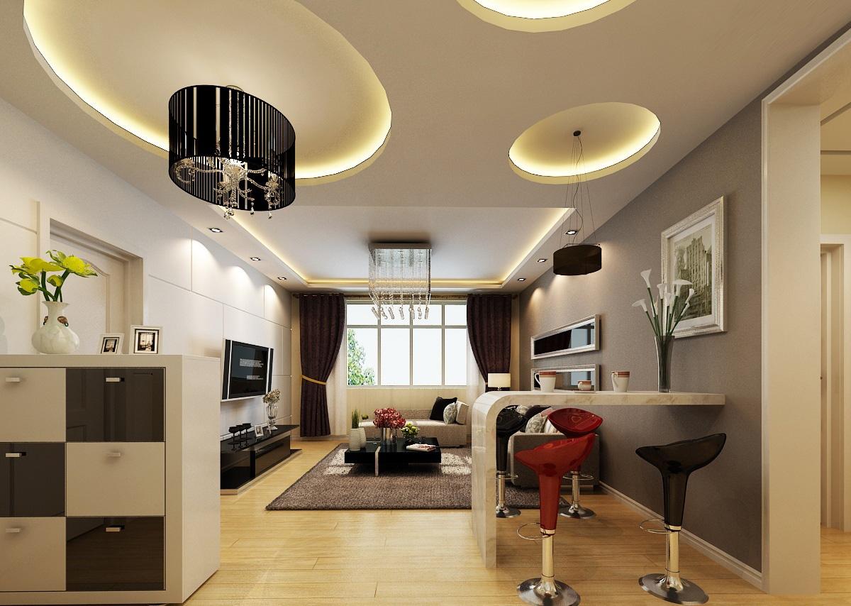 False Ceiling Interior Designs
