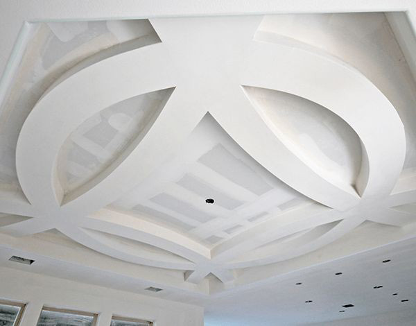 Gypsum False Ceilings