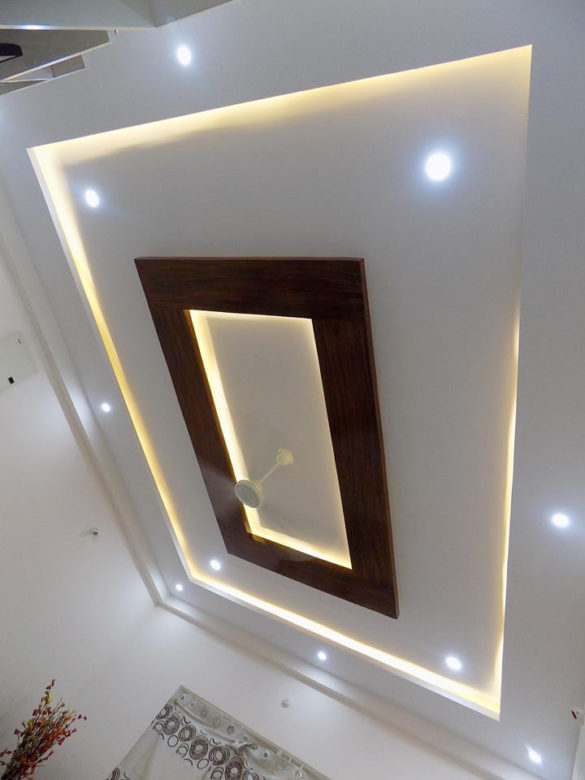 simple false ceiling designs for living room