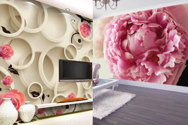 3D wallpaper designers