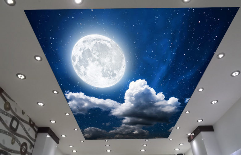 ceiling wallpaper designs in hyderabad