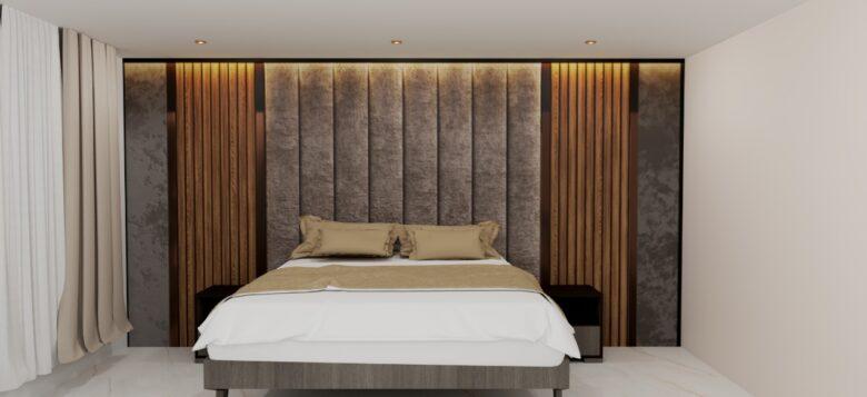 GUEST BEDROOM COT