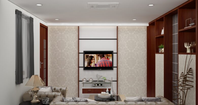 best tv unit designs in hyderabad