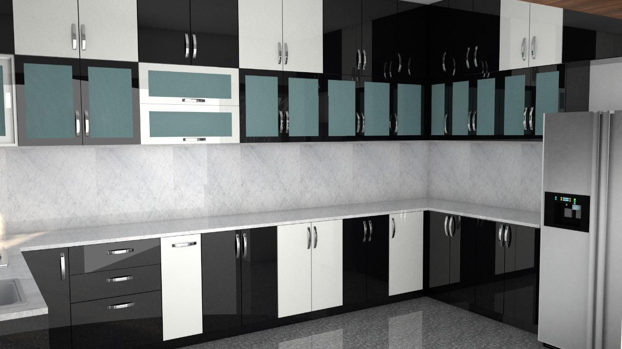 modular kitchen interior design9   Interior Design in Hyderabad