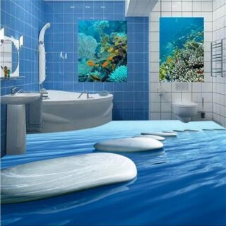 Epoxy 3D Flooring Services