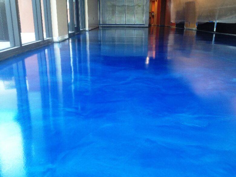 epoxy flooring rate