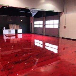 epoxy flooring manufacturers