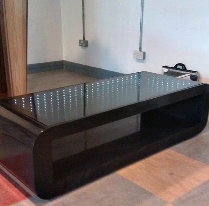 infinity mirror table buy online