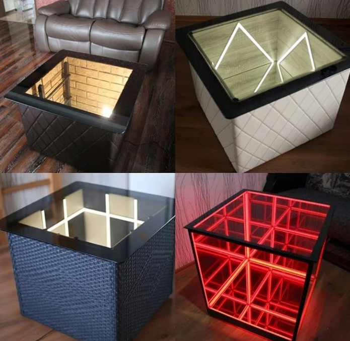 led mirror light panel buy in hyderabad
