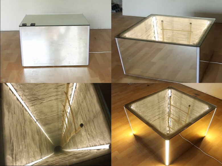INFINITY ILLUSION TABLES