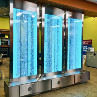 bubble water panel buy online