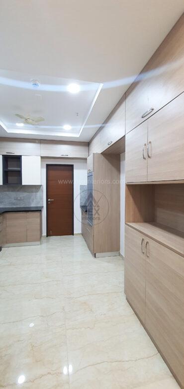 kitchen wood work