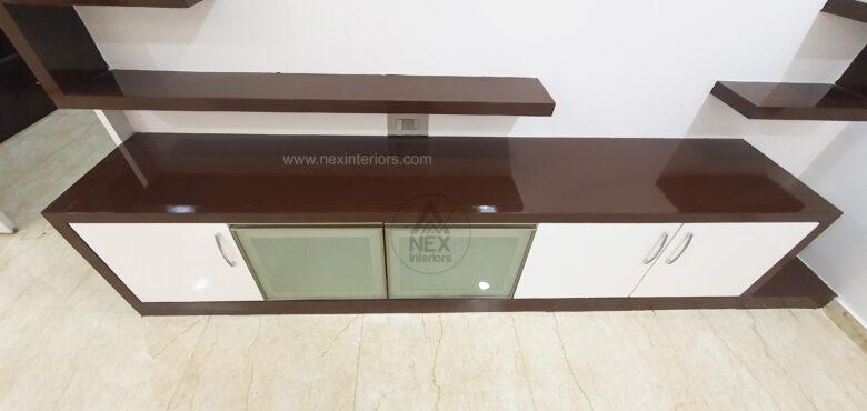 tv unit box design