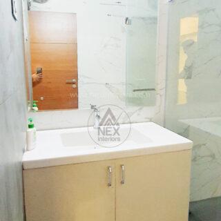 washroom box design