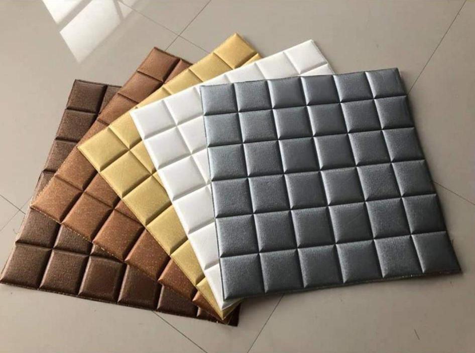 3D Pe Foam Wall Stickers