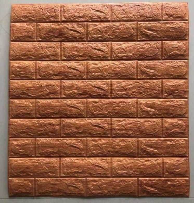 3d foam wall panel
