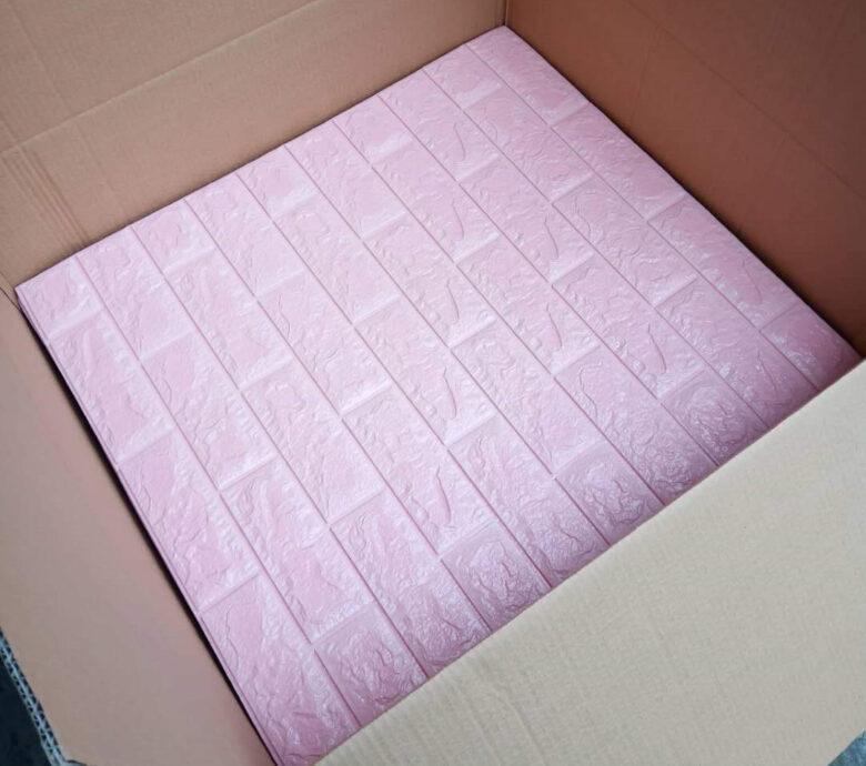 3d foam wall tile