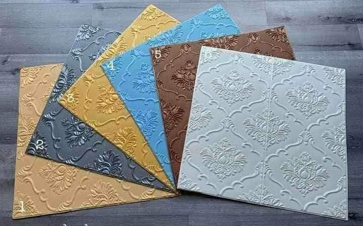 Foam Wall Tiles & Panels