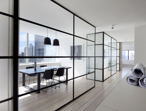Modular Glass Partition in hyderabad