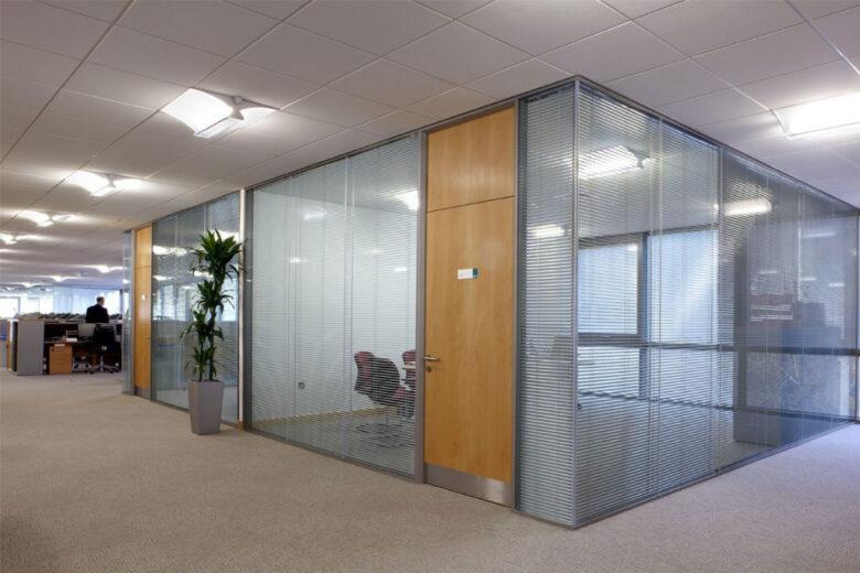 Office Partition Aluminium Profile
