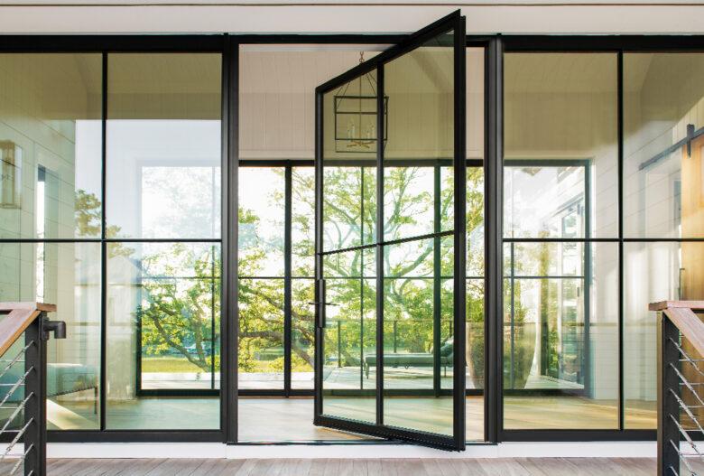 Resident Door glass works in hyderabad