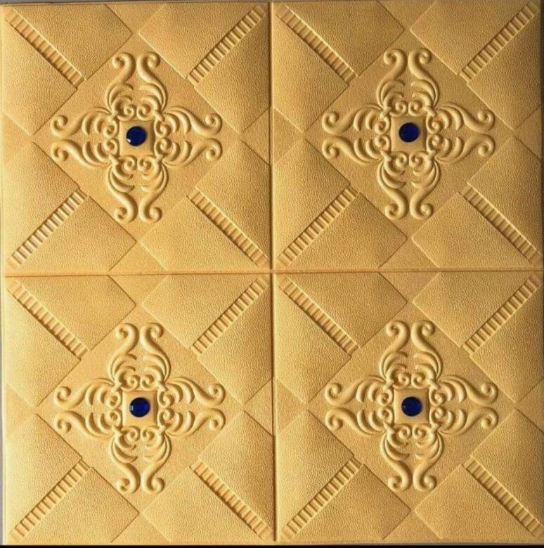 decorative wall foam tile