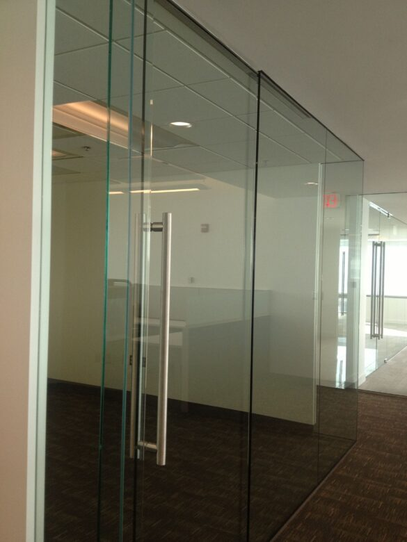 glass partition works in hyderabad